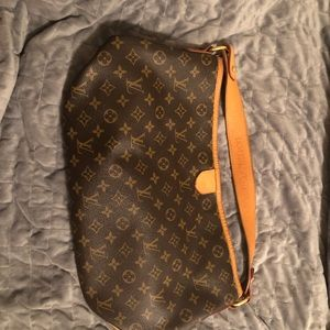 LOUIS VUITTON Delightful MM bag